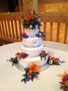 Bridal Cakes 1