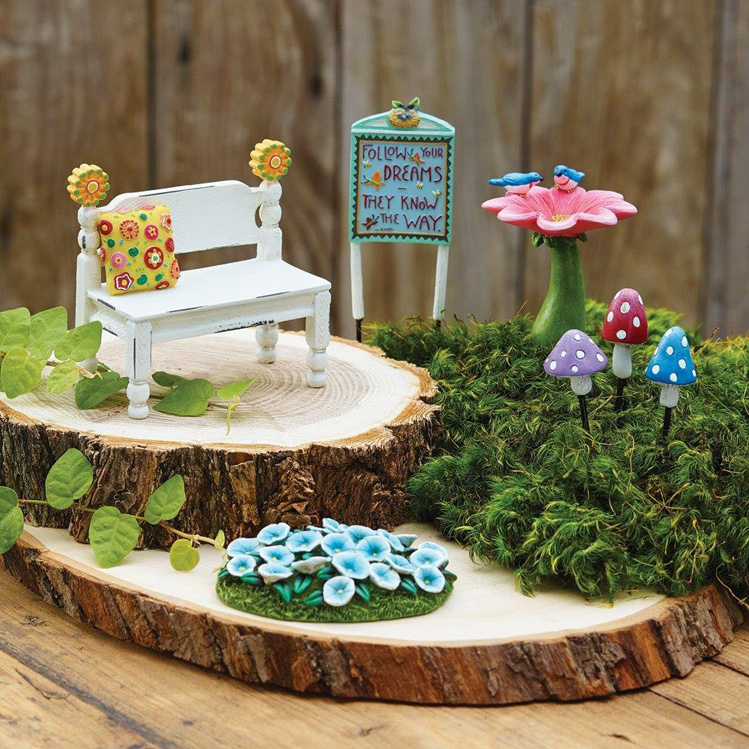 Miniature Gardens For Sale Ross Plants Flowers Orefield Pa