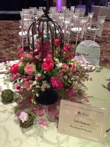 Bridal Centerpieces 12