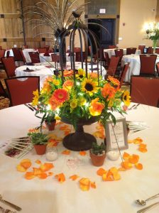 Bridal Centerpieces 17