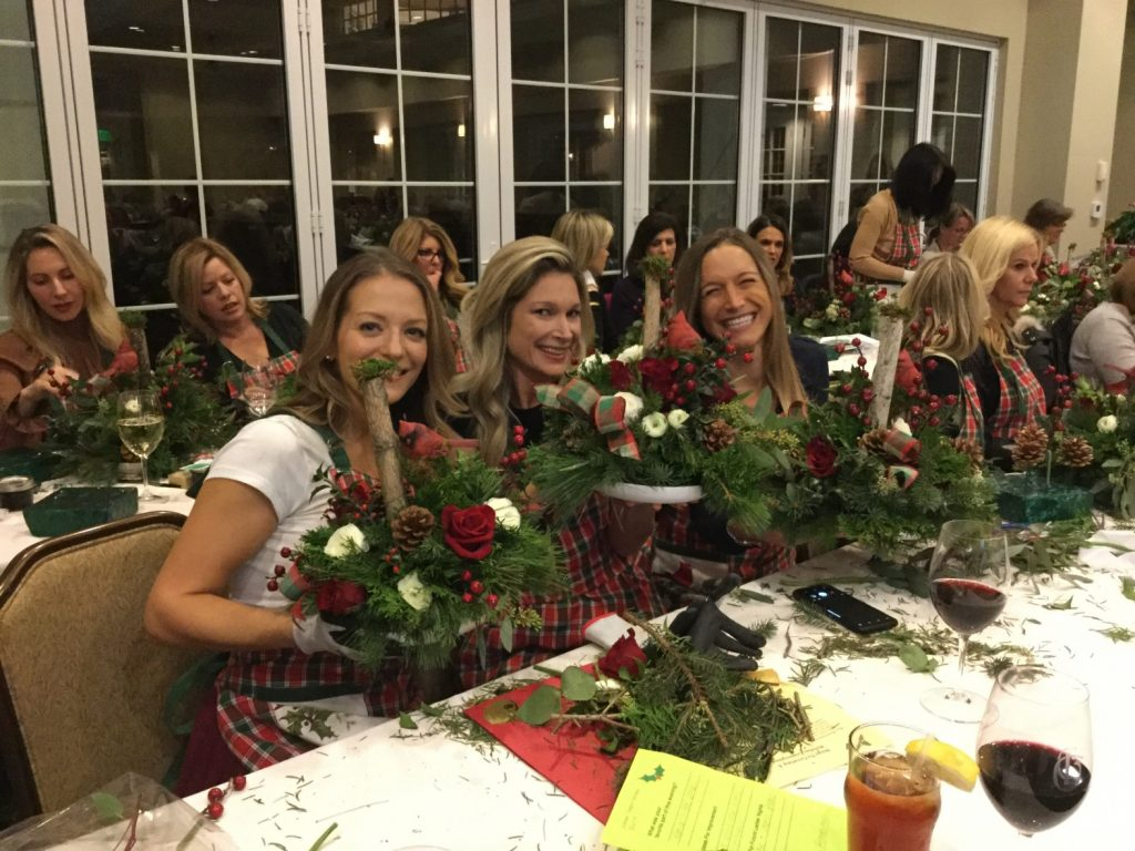 Lehigh Country Club Ladies Night 2017 1