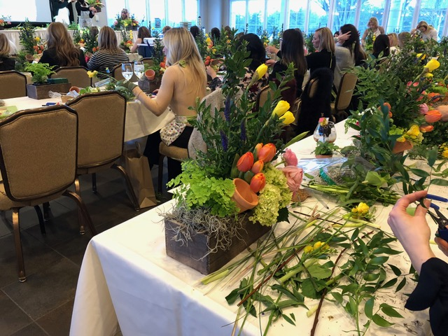 Lehigh Country Club Spring 2018 Ladies' Night 9