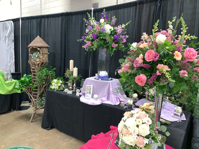 American Bridal Show Ag Hall January 2019 12