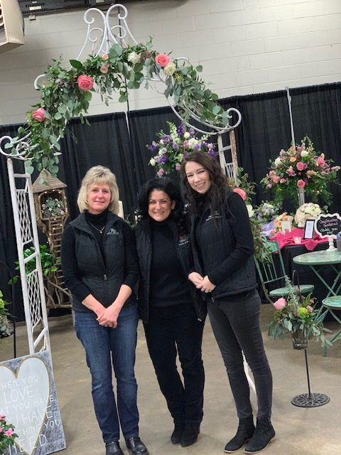 American Bridal Show Ag Hall January 2019 13