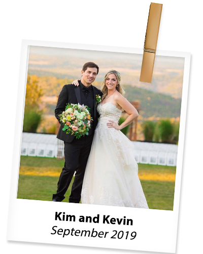 Kim and Kevin