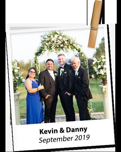 Kevin & Danny