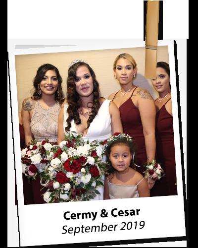 Cermy & Cesar