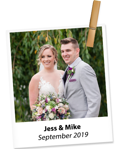 jess and mike