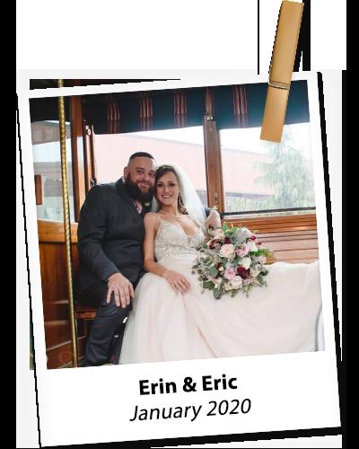 Erin & Eric