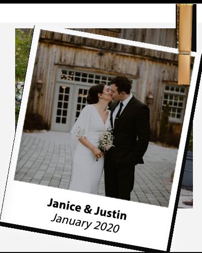 Janice & Justin