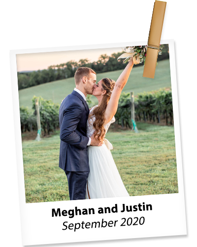 Meghan and Justin