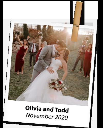 Olivia & Todd