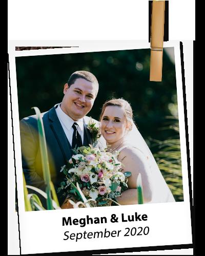 Meghan and Luke