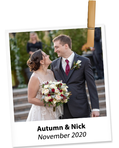 Autumn and Nick