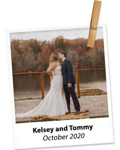 kelsey and tommy