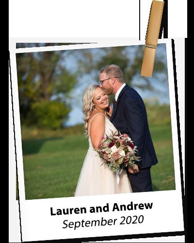 Lauren & Andy